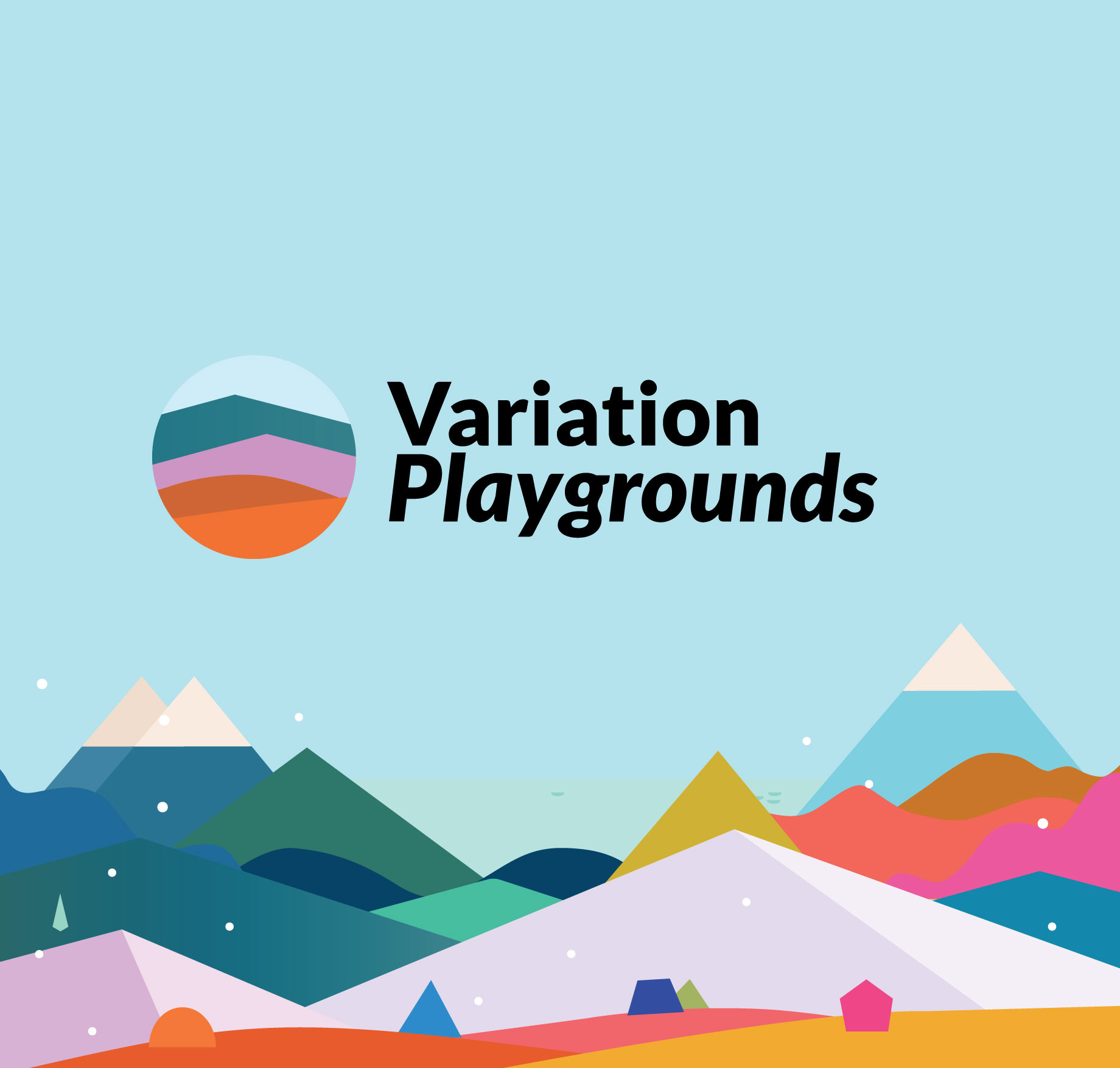 Variation Playgrounds